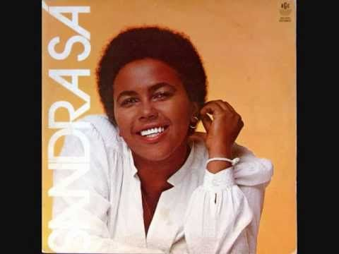 """Sandra Sá - Bandeira (1980)  Swinging beauty by Sandra Sa. Even with the lyrics on the 7"""" cover it's quiet hard to follow haha, what a great language!"""
