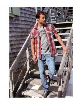 Spodnie męskie - Wrangler #jeans #wrangler #fashioneda