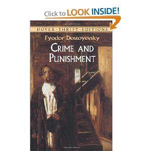 Dostoevsky's Crime and Punishment: Protagonist & Antagonist