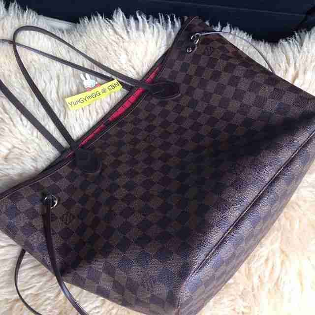 Louis Vuitton Damier Azur Canvas Louis Vuitton Handbags #lv bags#louis vuitton#bags