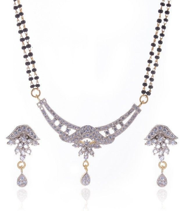 New Designs in Mangalsutra for Indian Women from Goldencollections.com