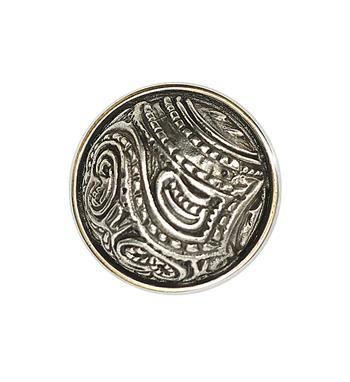 Noosa Amsterdam Pure chunk BOTEH. Boteh is een traditioneel paisleymotief afkomstig uit Perzië. Het staat symbool voor het eeuwige leven - NummerZestien.eu