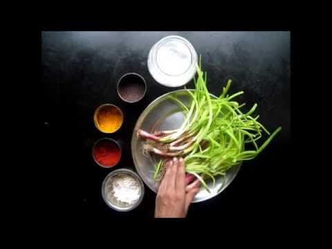 How To Cook Stir Fried Spring Onion
