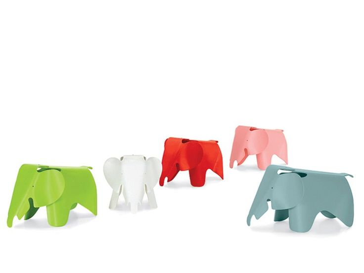 Chaise pour enfants ELEPHANT by Vitra   design Charles