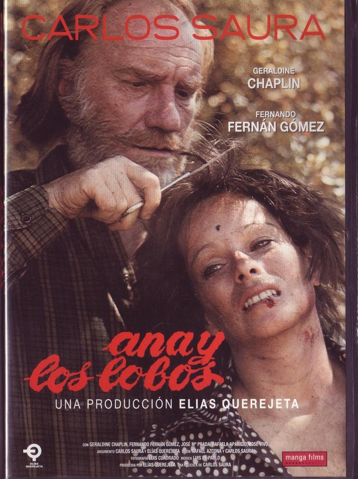 Ana y los lobos DVD ESP SAU
