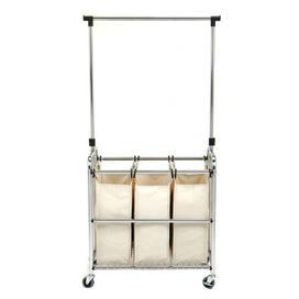 organize: Tops Hanging, Costco, Tops Bar, Laundry Rooms, Clothing Sorter, Barthre Removal, Removal Bags, Hanging Clothing, Removal Laundry