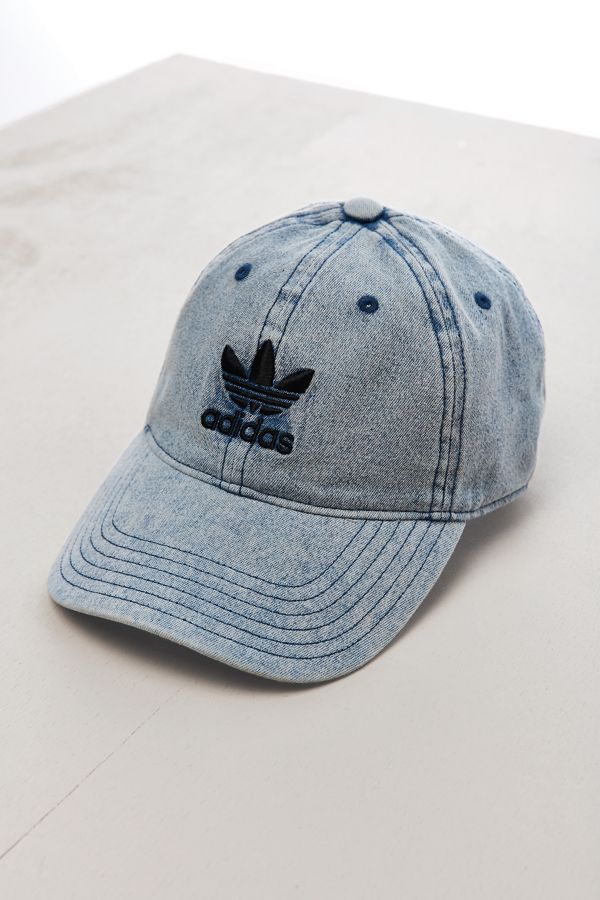 4592107ae adidas Relaxed Denim Baseball Hat | Christmas 18 | Baseball hats ...