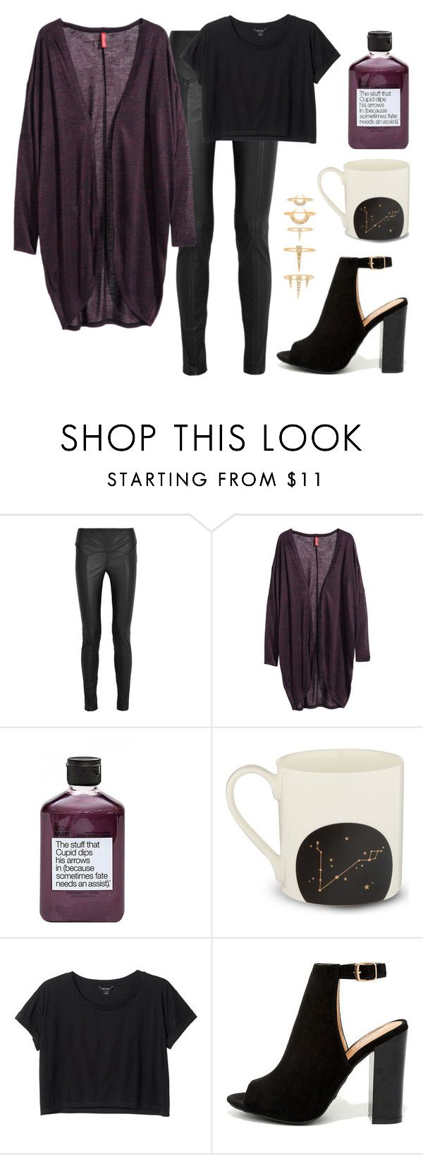 """""""summer to fall"""" by etheriz-ed ❤ liked on Polyvore featuring Tom Ford, H&M, Not Soap, Radio, Lollipop Designs, Monki, Bamboo and Luv Aj"""