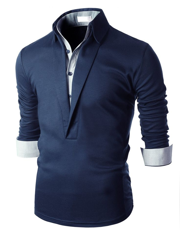 12 best COOL CLOTHES FOR MAN images on Pinterest | Long sleeve ...