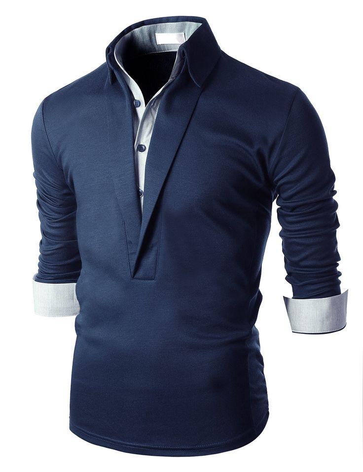 Mens button down t shirts artee shirt for Button down t shirts