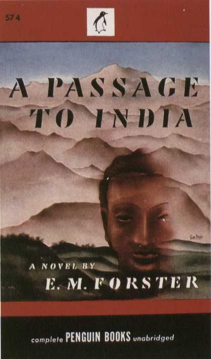 George Salter's Covers - A Passage to India