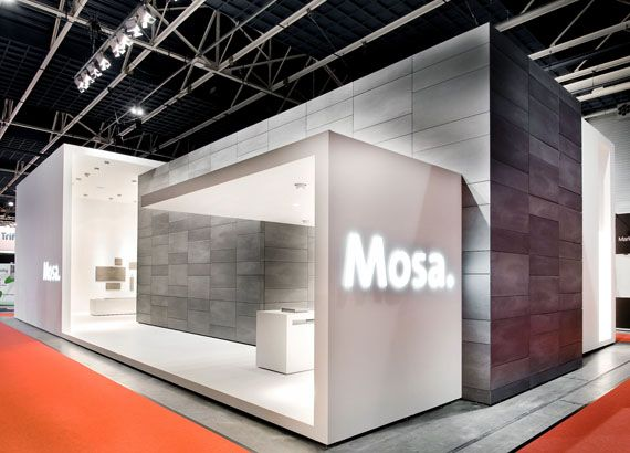Creative Point of purchase displays and exhibition booths for trade-shows.