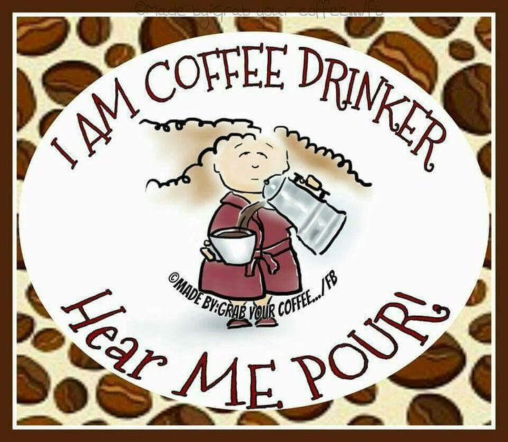 Good morning peeps..bring on the coffee!!!