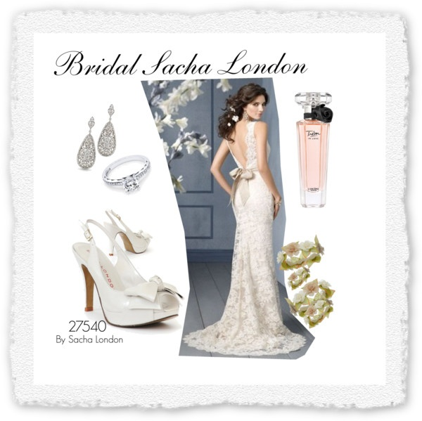 """Bridal Sacha London"" by sachalondon on Polyvore"