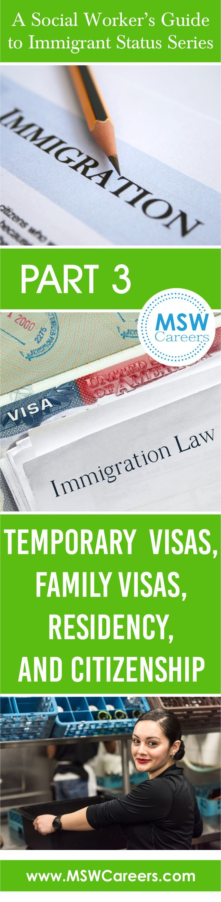 Immigrant visas status provide paths to becoming a Lawful Permanent Residents and citizens. Learn how to help your client's immigrant visa status.