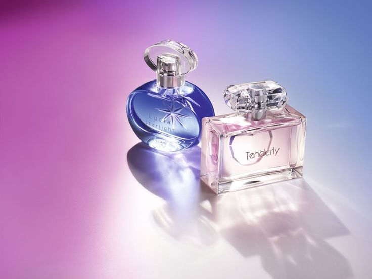 Lucia Starlight & Tenderly Eau de Toilette by Oriflame