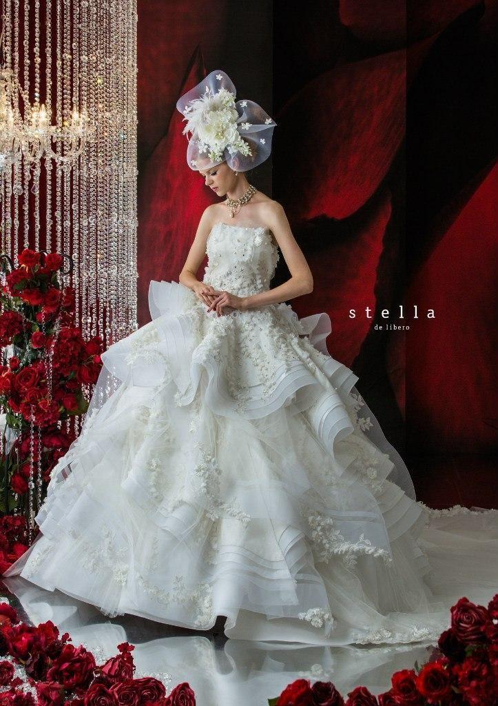 Великолепная Без Бретелек Свадебные Платья Без Рукавов С Открытой Спиной Мяч Бальное Платье Суд