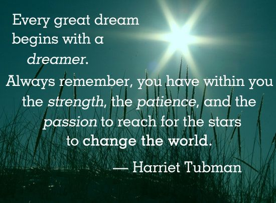 Inspirational Quotes From African Americans | Source: Flickr User Pink Sherbert Photography