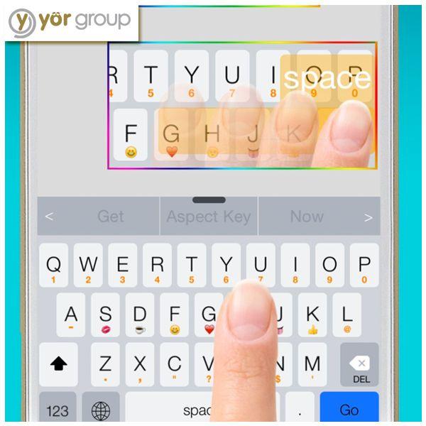 Uygulama Önerileri | Türk girişimciler tarafından geliştirilmiş olan Aspectkey uygulaması ile hızlı ve hatasız yazmak artık mümkün! Uygulama, klavyenize atadığınız kısa yollarla smile ya da büyük harf kullanmanızı kolaylaştırıyor.