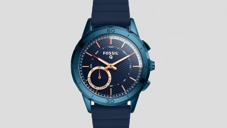 Fossil Introduces Hybrid Smartwatches Q Accomplice, Q Modern Pursuit, And Q Grant