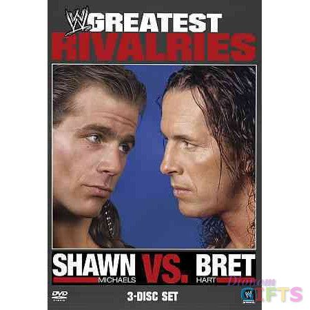 Chronicles the tense rivalry between WWE wrestlers Shawn Michaels and Bret Hart.