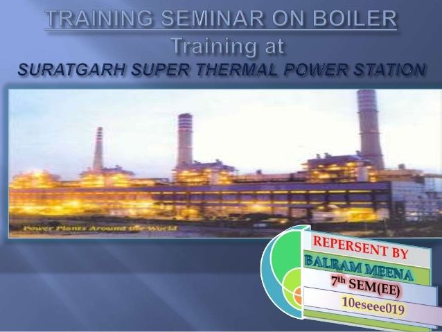 It is a first super thermal power plant of RAJASTHAN state. It is located at SURATGARH in GANGANAGAR district. It has 6...