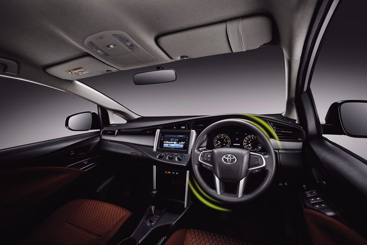 Interior Look All New Kijang Innova Tipe G