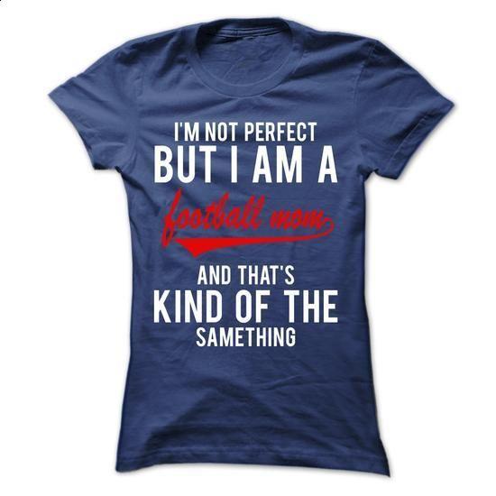 football mom - #hooded sweatshirts #designer hoodies. I WANT THIS => https://www.sunfrog.com/Funny/football-mom-29811067-Ladies.html?60505