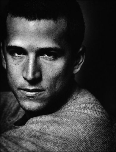 Guillaume Canet as Bastien Touissaint from Black Ice by Anne Stuart