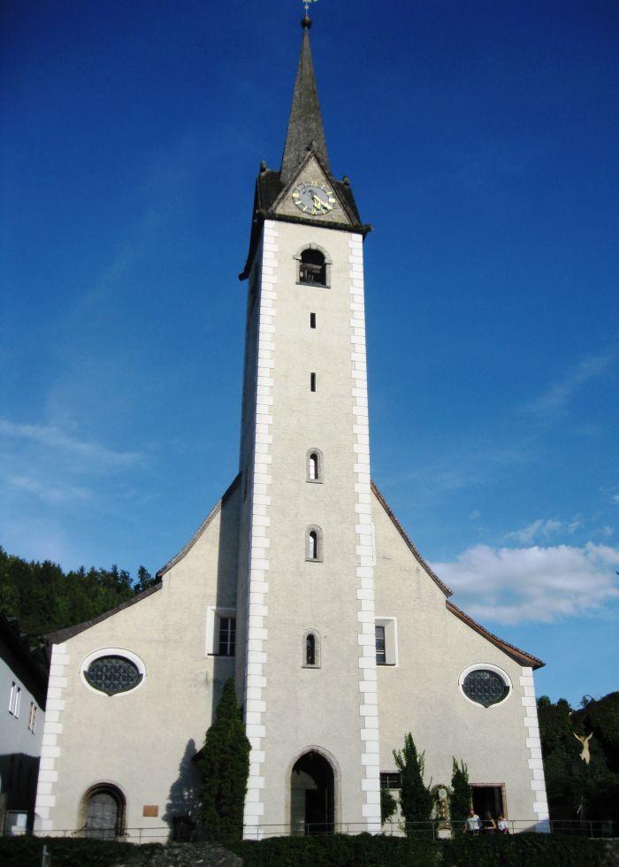 Pfarrkirche Golling