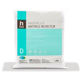 Waterproof Fitted Mattress Protector - Double Bed