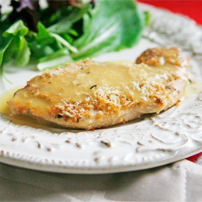 Easy, Juicy Rosemary Romano Roasted Turkey Cutlets - Sarah's Cucina Bella