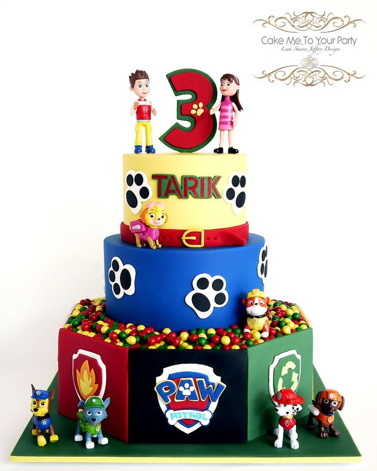 25 Best Ideas About Paw Patrol Cake Pan On Pinterest