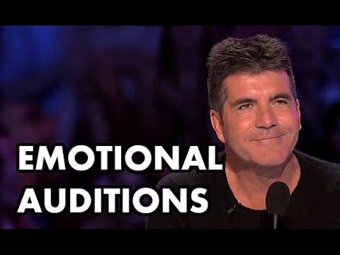 These are some of the most inspiring and emotional auditions in The X Factor and British Got Talent show. Bring out the tissues, and enjoy the video :D Thank...