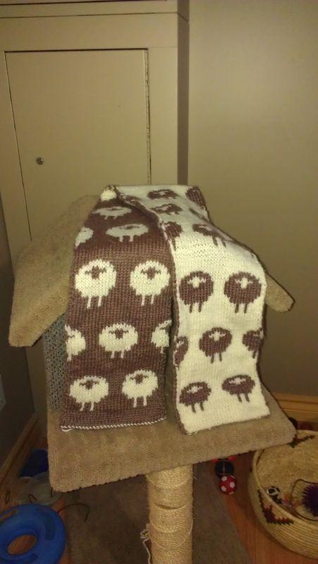 119 Best Uble Knitting Images On Pinterest Knit Crochet