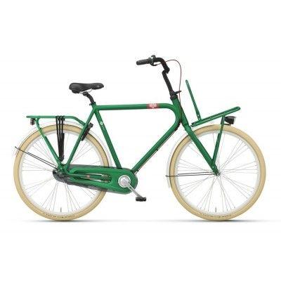 BuB XL - Rower dla mężczyzn, którzy są zdobywcami i podążają własnymi ścieżkami! http://damelo.pl/rowery-miejskie-dla-twojego-mezczyzny/185-rower-miejski-meski-batavus-bub-xl.html