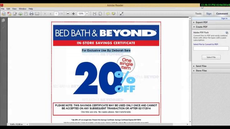Can You Use Bed Bath And Beyond Coupon On Registry
