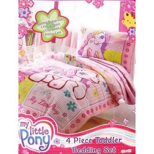 my little pony toddler bedding google search baby. Black Bedroom Furniture Sets. Home Design Ideas
