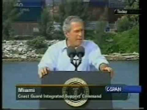Funny Speeches: President Bush Funny Speech Moments