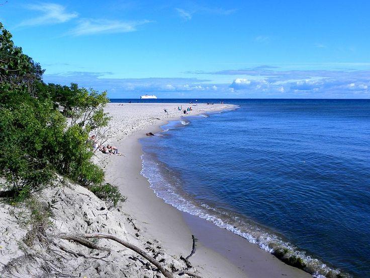 Beach in Hel - Hel (miasto) – Wikipedia, wolna encyklopedia