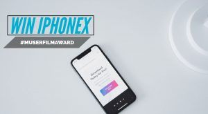 Win #iPhoneX – #muserFilmAward | New Stage Microphone Filter