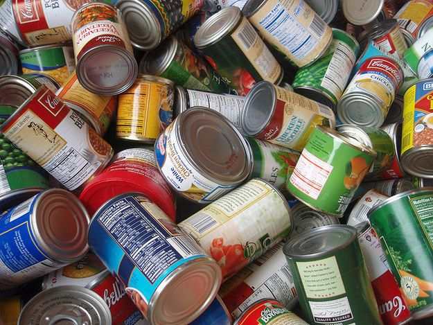 Donate what you don't want. | 34 Ways To Waste Less Food