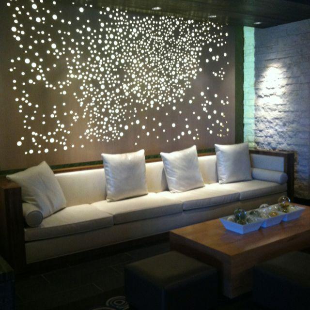 12 X 18 Living Room Ideas: Hotel Lobby LOVE THE WALL