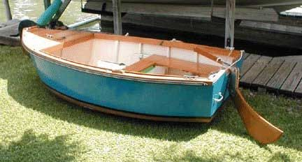 Wooden Dinghy for Sale | Dinghy, 8 foot wood dinghy, sailboat for sale | Cottage Inspiration ...
