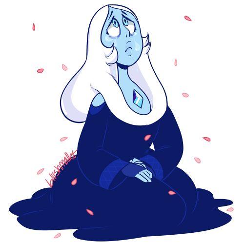 peri trash — sad blue babes