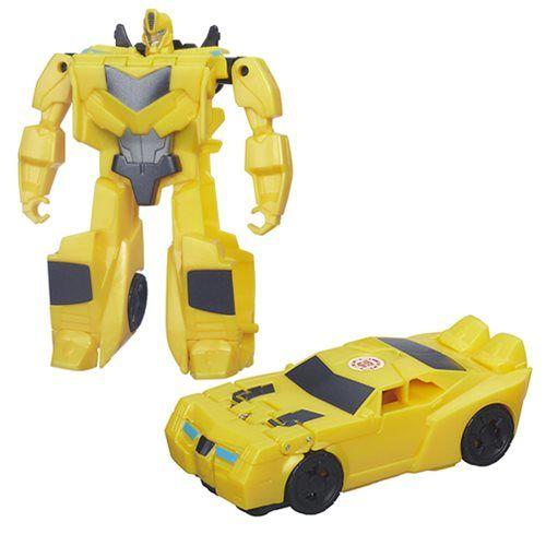 BLOG DOS BRINQUEDOS: Transformers Robots Changers Bumblebee