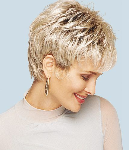 Short Hair Styles For Women I have this one right now. So easy to style and so cool on these hot days.