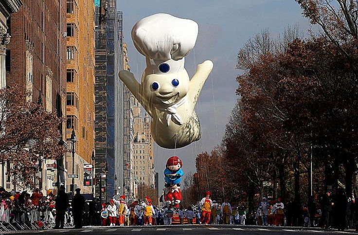 USA - Macy's Thanksgiving Day Parade in New York City