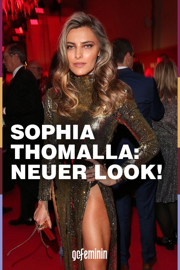 Umstyling Sophia Thomalla Uberrascht Im Neuen Look Thomalla Neue Looks Umstyling