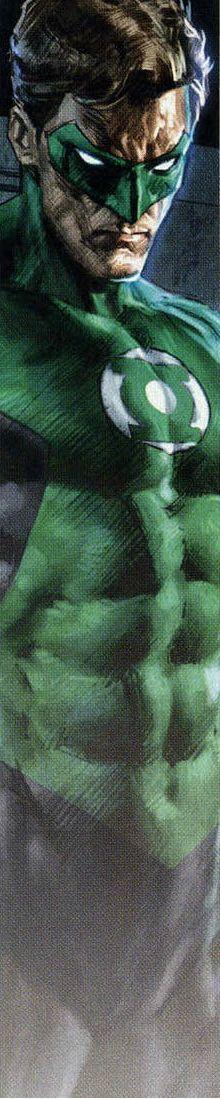 Green Lanter Hal Jordan by Mauro Cascioli